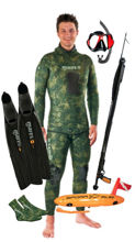 Picture for category Spearfishing Packages